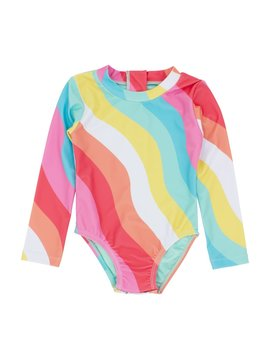 Feather 4 Arrow Tropical Seashell Wave Chaser Surf Suit