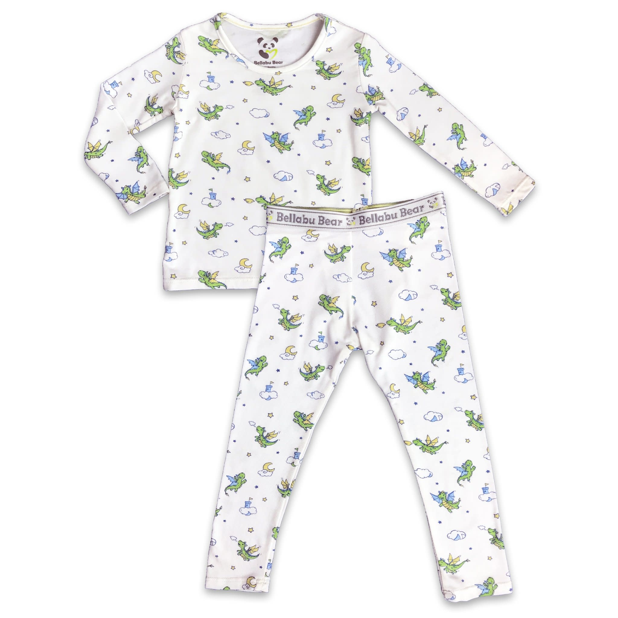 Bellabu Bear Two Piece Set