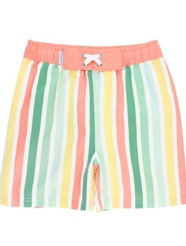 Ruffle Butts Saltwater Stripe Trunks