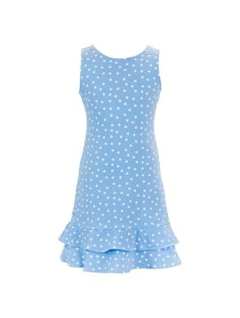 Florence Eiseman Polka Dot Dress
