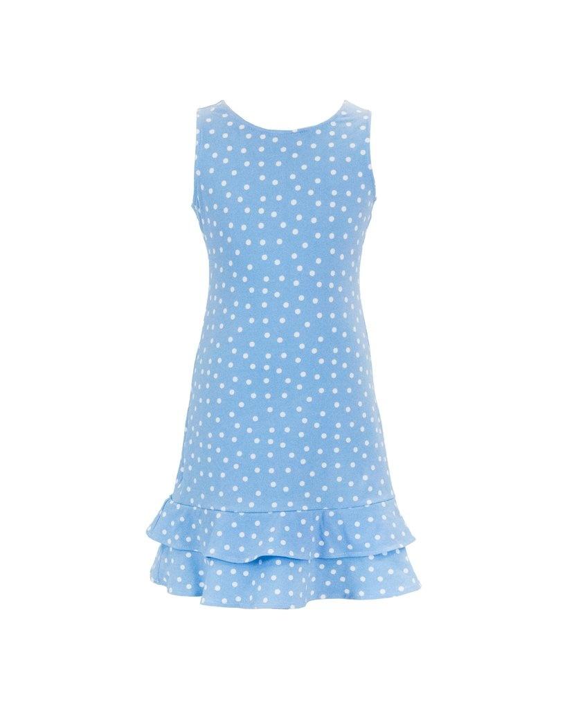 Florence Eiseman Polka Dot Dress
