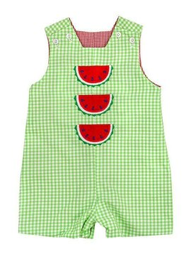 Bailey Boys Reversible Watermelon John John