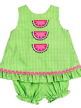 Bailey Boys Watermelon Angel Dress