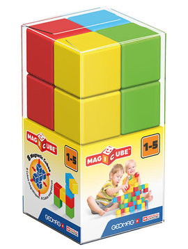 Geomag Magicube Green Line 8 Cubes
