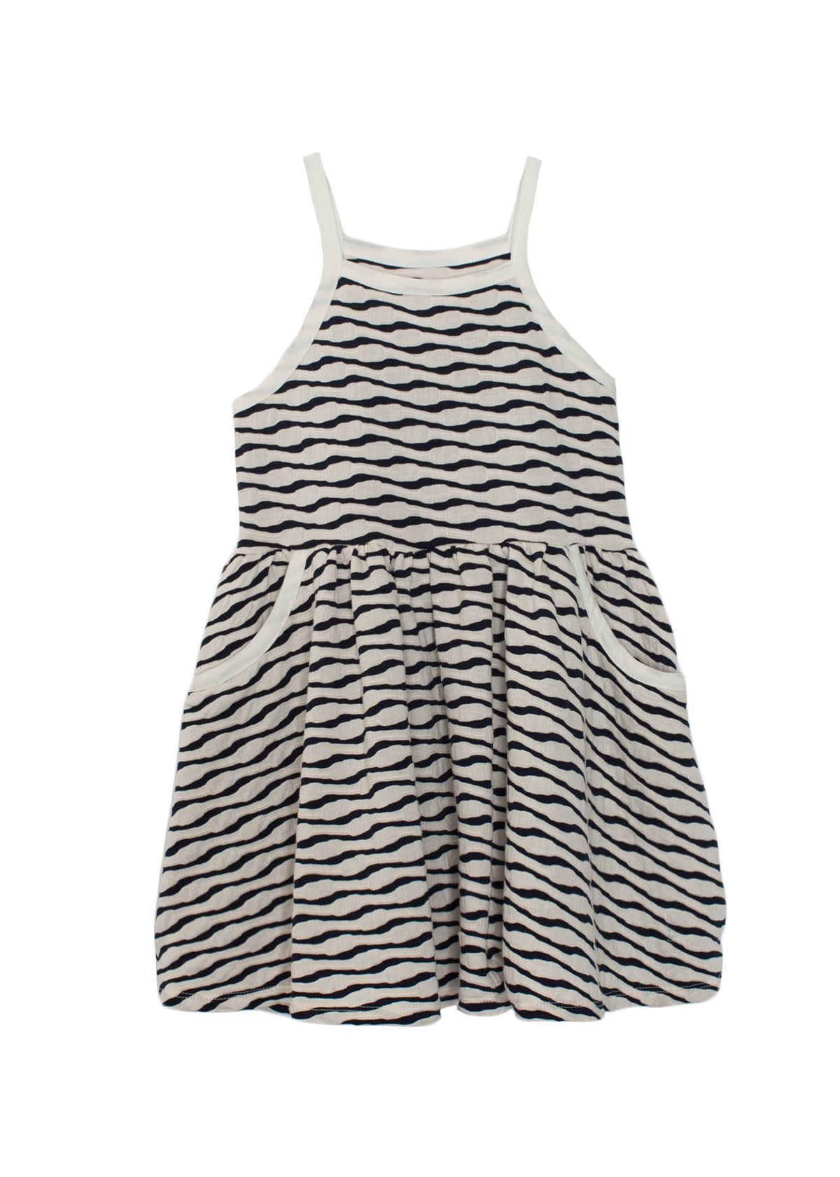 Mabel and Honey Textured Knit Dress