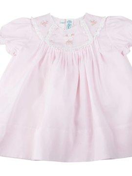 Feltman Brothers Pink Vintage Bow Dress