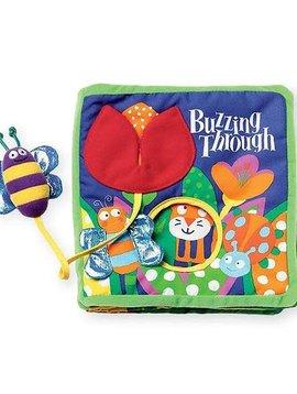 Manhattan Toy Co Buzzing Through Book