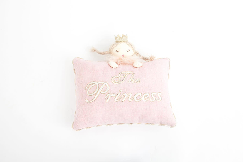 Mon Ami Princess Pillow