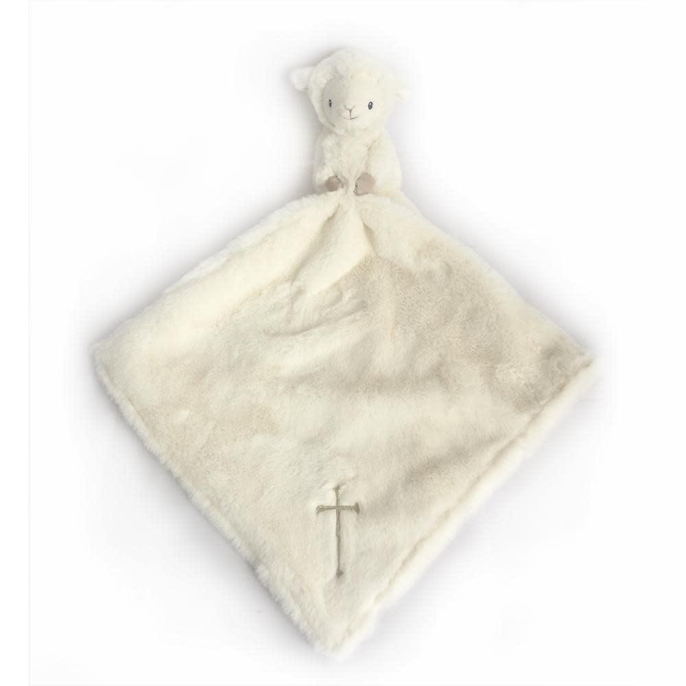 Mon Ami Lamb/Cross Security Blanket