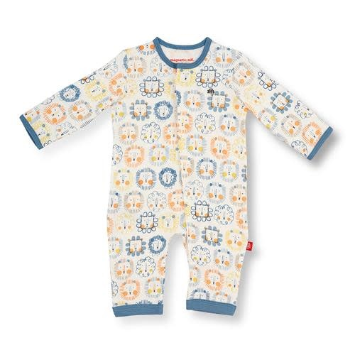 Magnificent Baby Mane Event Organic Coverall