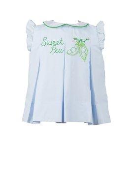 the proper peony Sweet Pea Dress