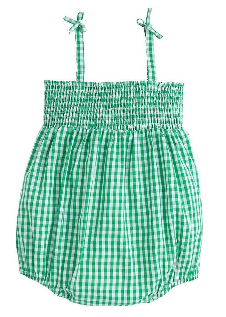 Little English Augusta Green Lucy Bubble