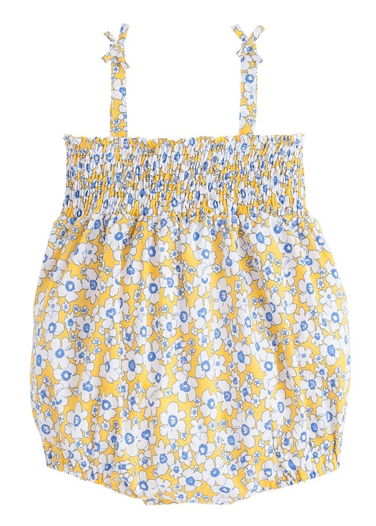 Little English Yellow Daisy Lucy Bubble