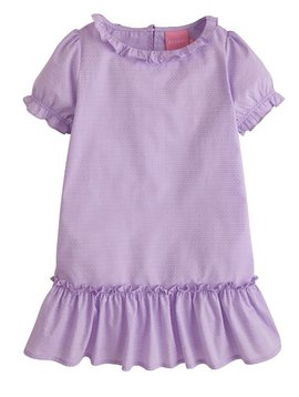 Bisby Purple Dot Samantha Dress