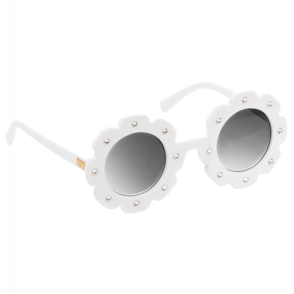 Bari Lynn Flower Sunglasses