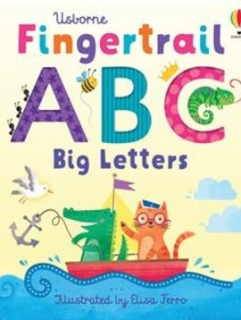 EDC/Usborne Fingertrail ABC Big Letters