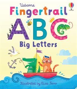 EDC/Usborne Fingertrail ABC Big Letters