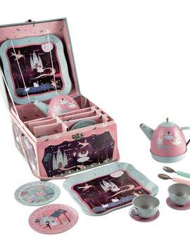 Floss & Rock Enchanted Musical Tea Set