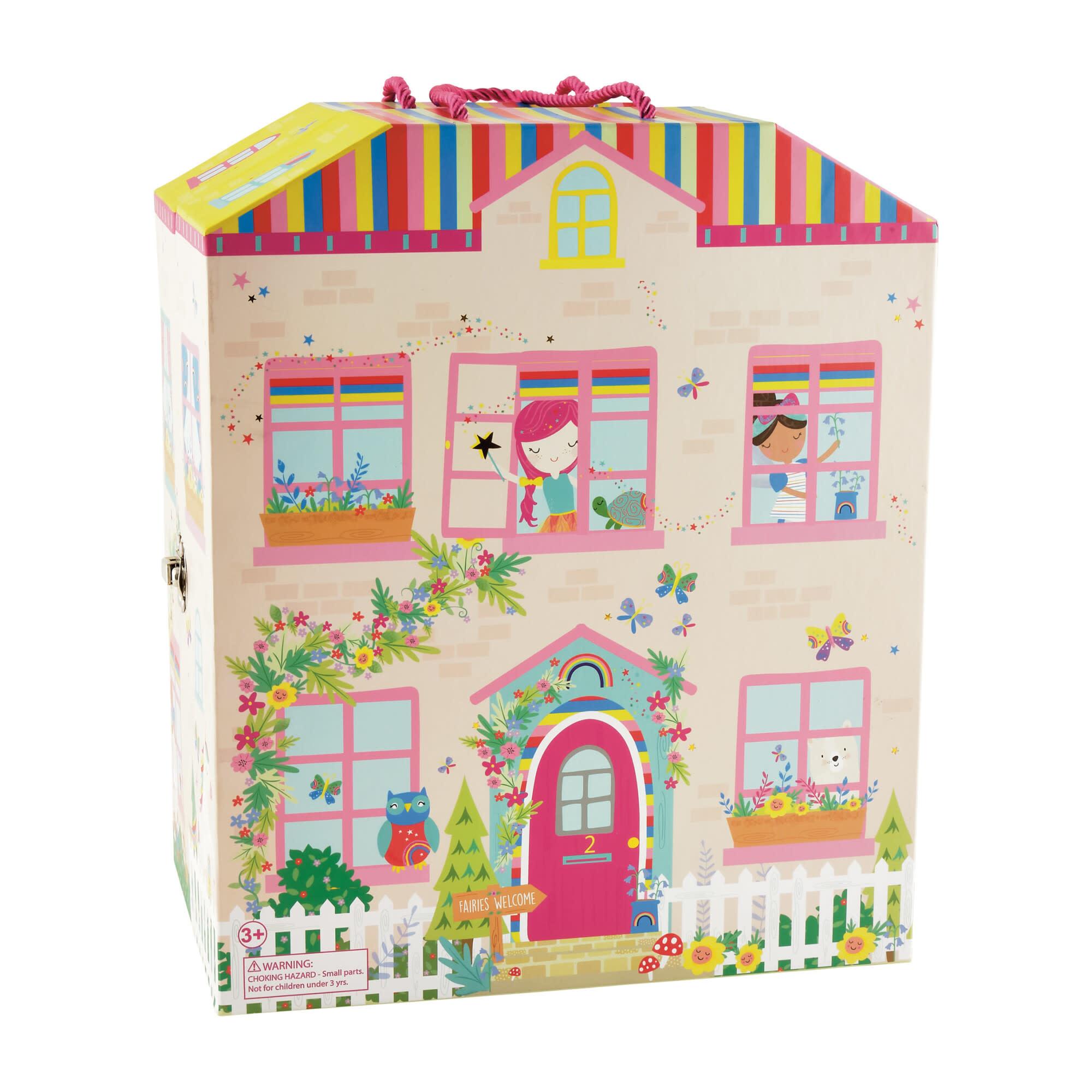 Floss & Rock Rainbow Fairy Playhouse