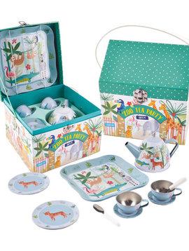 Floss & Rock Jungle Tea Set