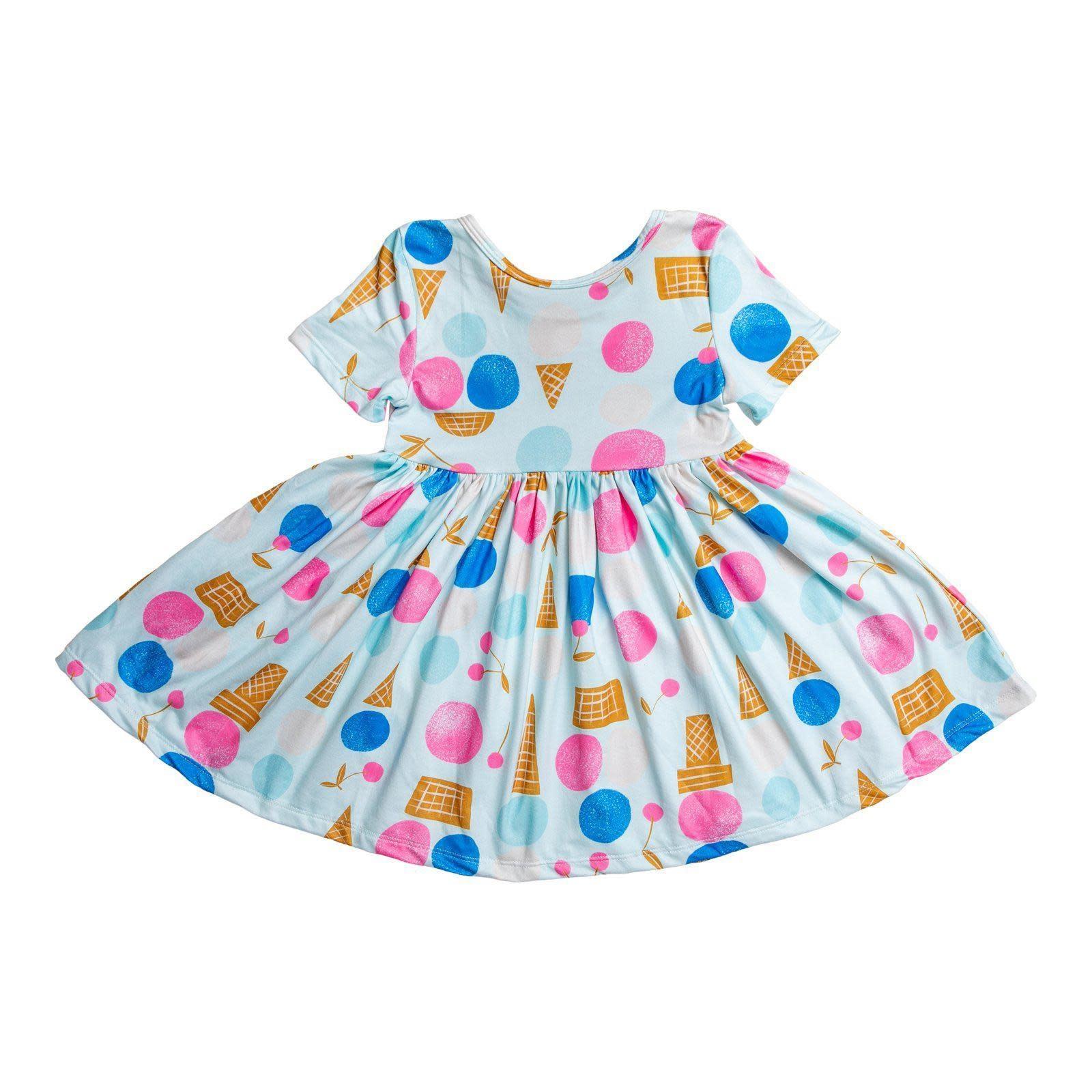 Mila & Rose We all Scream Twirl Dress