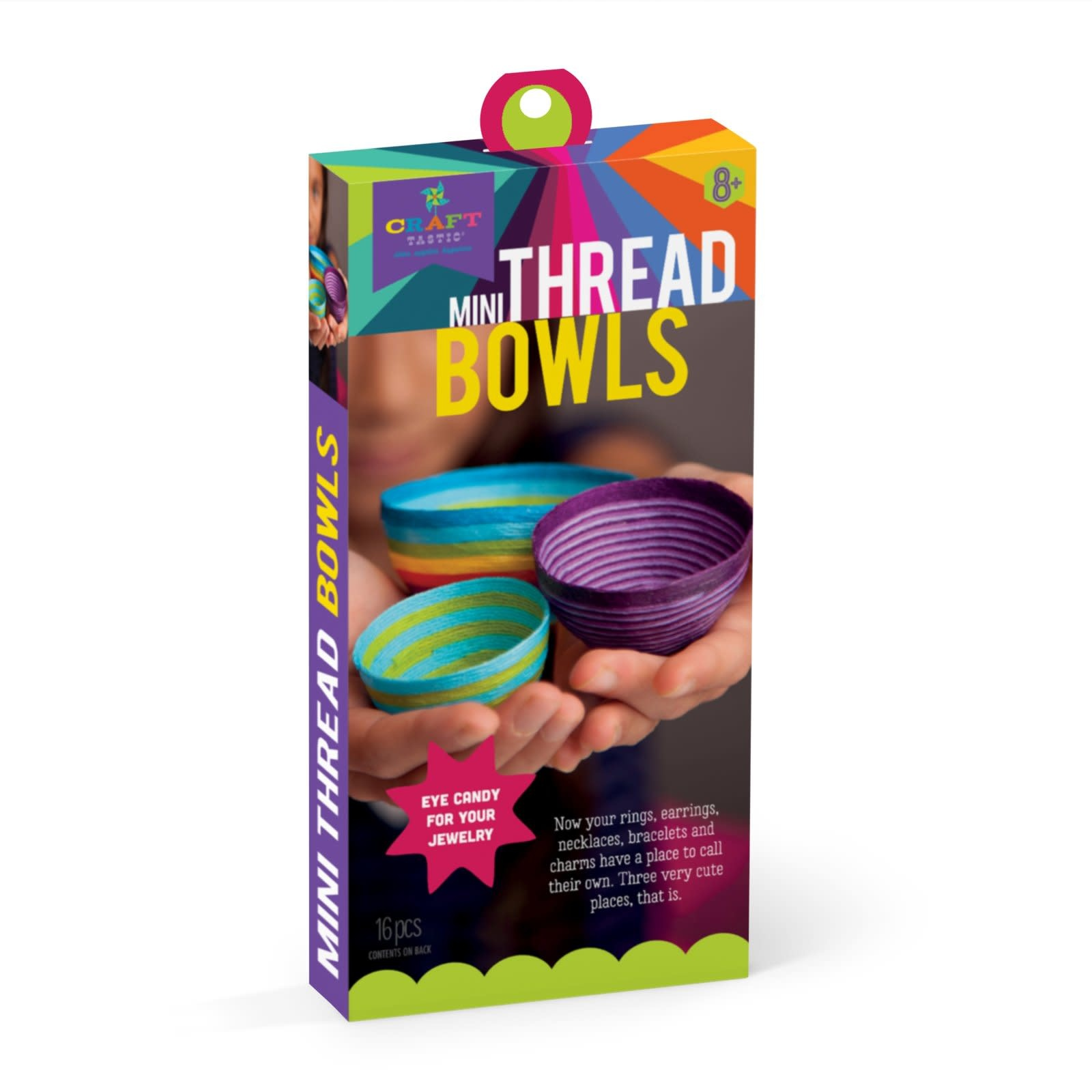 Ann Williams Craft-Tastic Mini Thread Bowl Kit