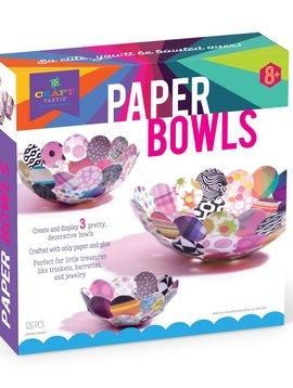 Ann Williams Craft-Tastic Paper Bowls Kit