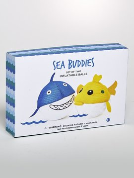 cupcakes & cartwheels Sea Buddies Inflatable Balls