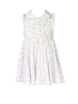 the proper peony Bunny Twirl Dress