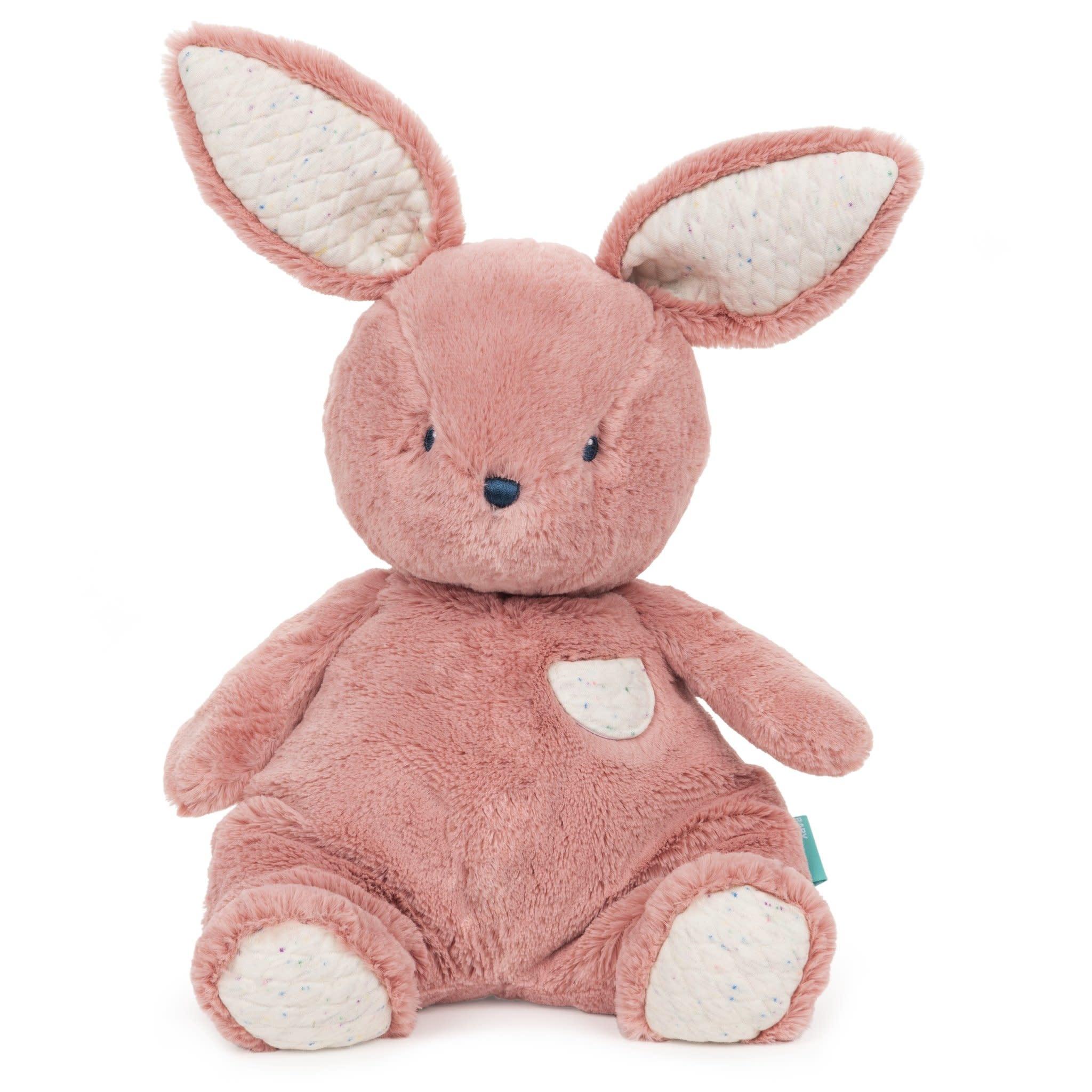 "Gund Oh So Snuggly Bunny 12.5"""
