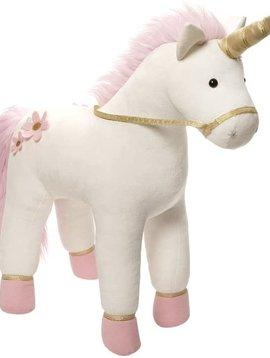 "Gund LilyRose Unicorn 13"""