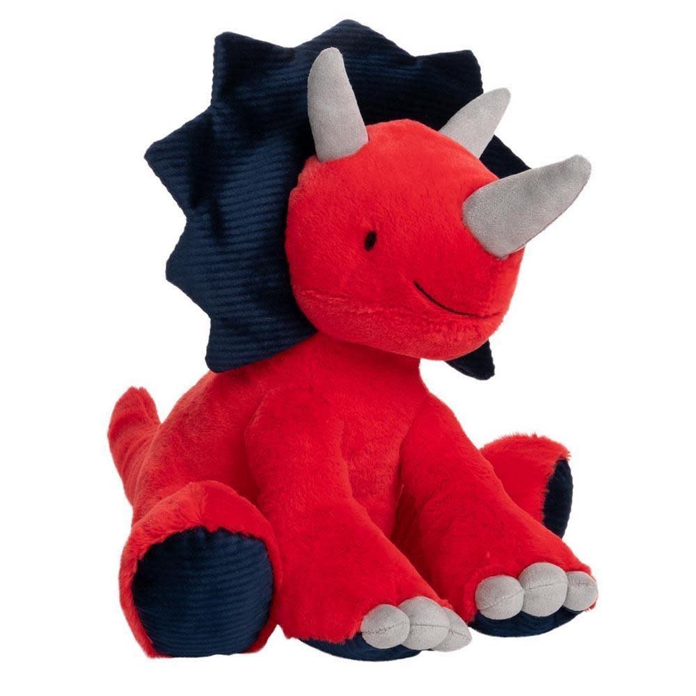 """Gund Carson Triceratops 12"""""""