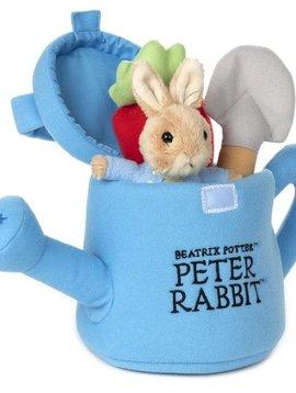 Gund Peter Rabbit Easter Basket Playset