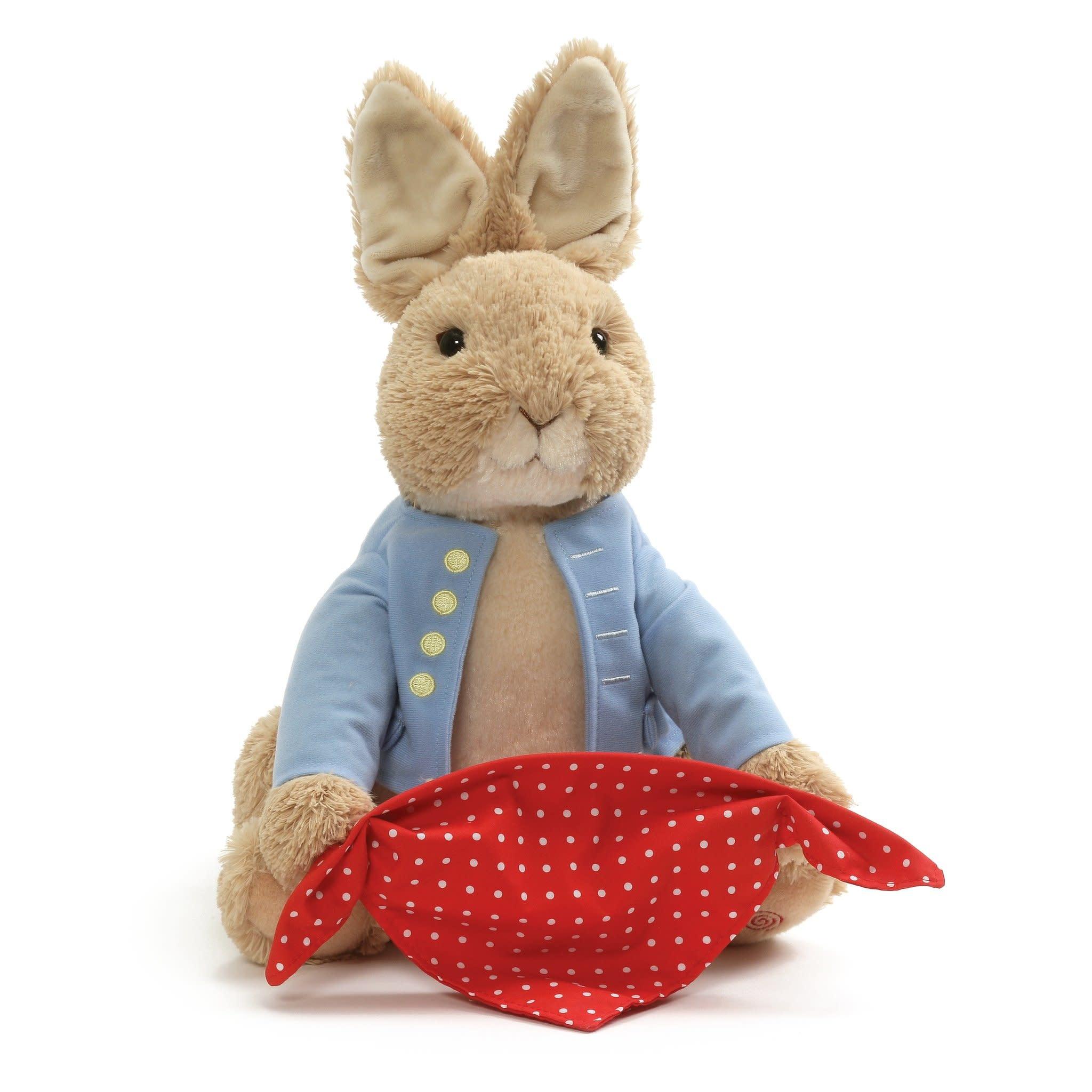 Gund Animated Peter Rabbit