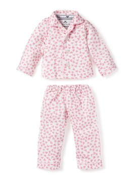 Petite Plume Doll Sweethearts Pajamas