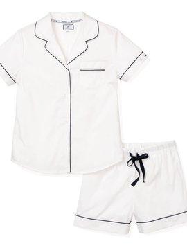 Petite Plume Women's Short Set PJs