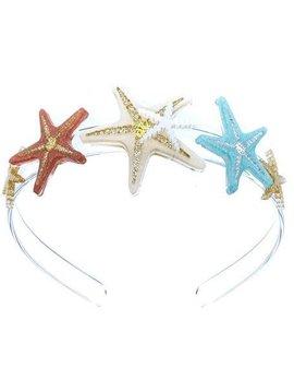 lilies&roses Glitter Starfish Headband