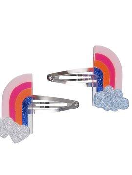 lilies&roses Rainbow Snap Clip