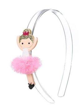 lilies&roses Pink Ballerina Headband