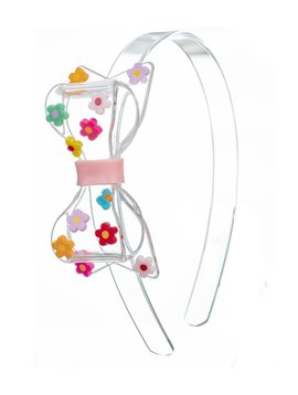 lilies&roses Colorful Flowers Bow Headband