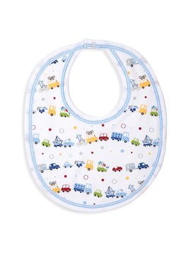 Kissy Kissy Bumper Traffic Bib