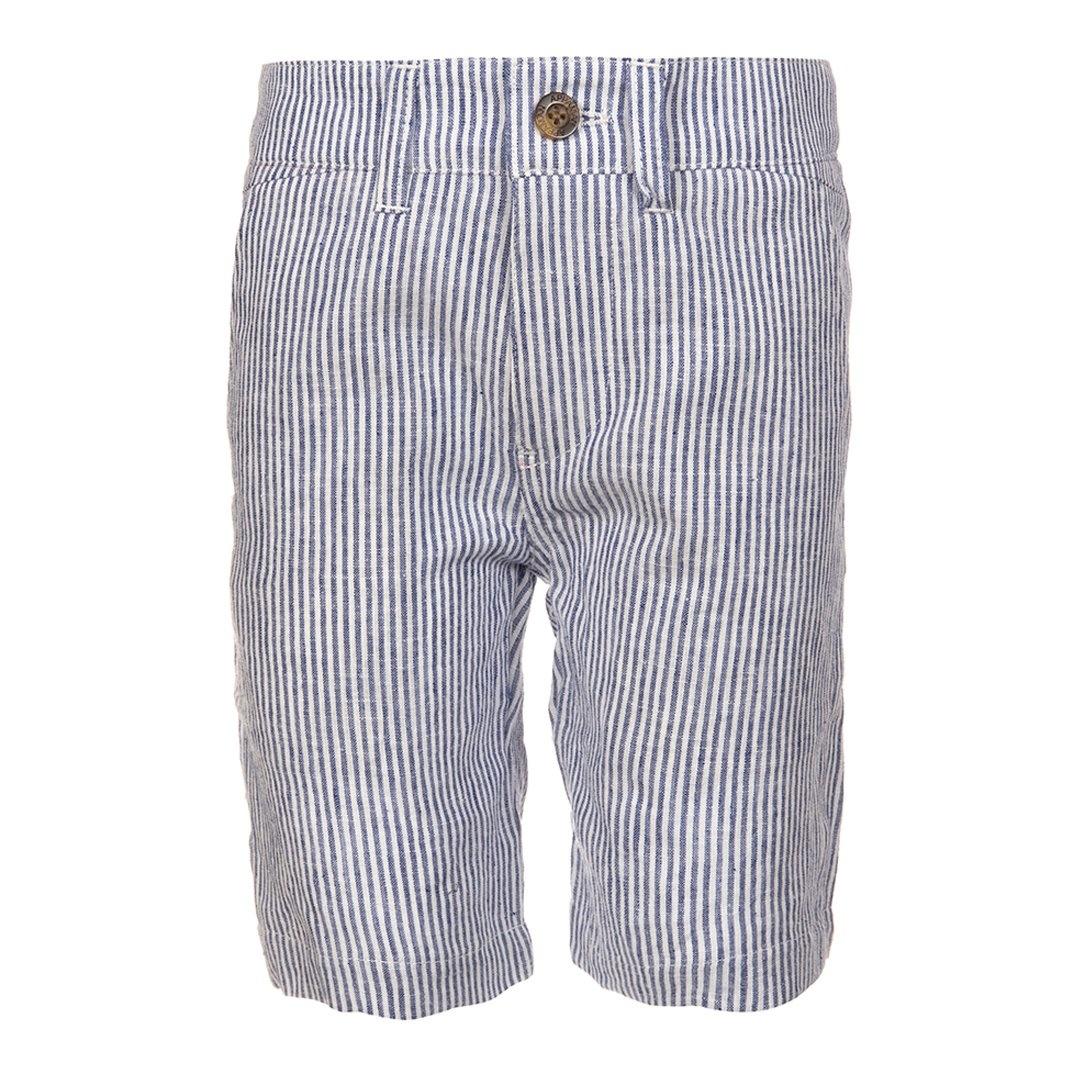 appaman Nautical Stripe Trouser Short