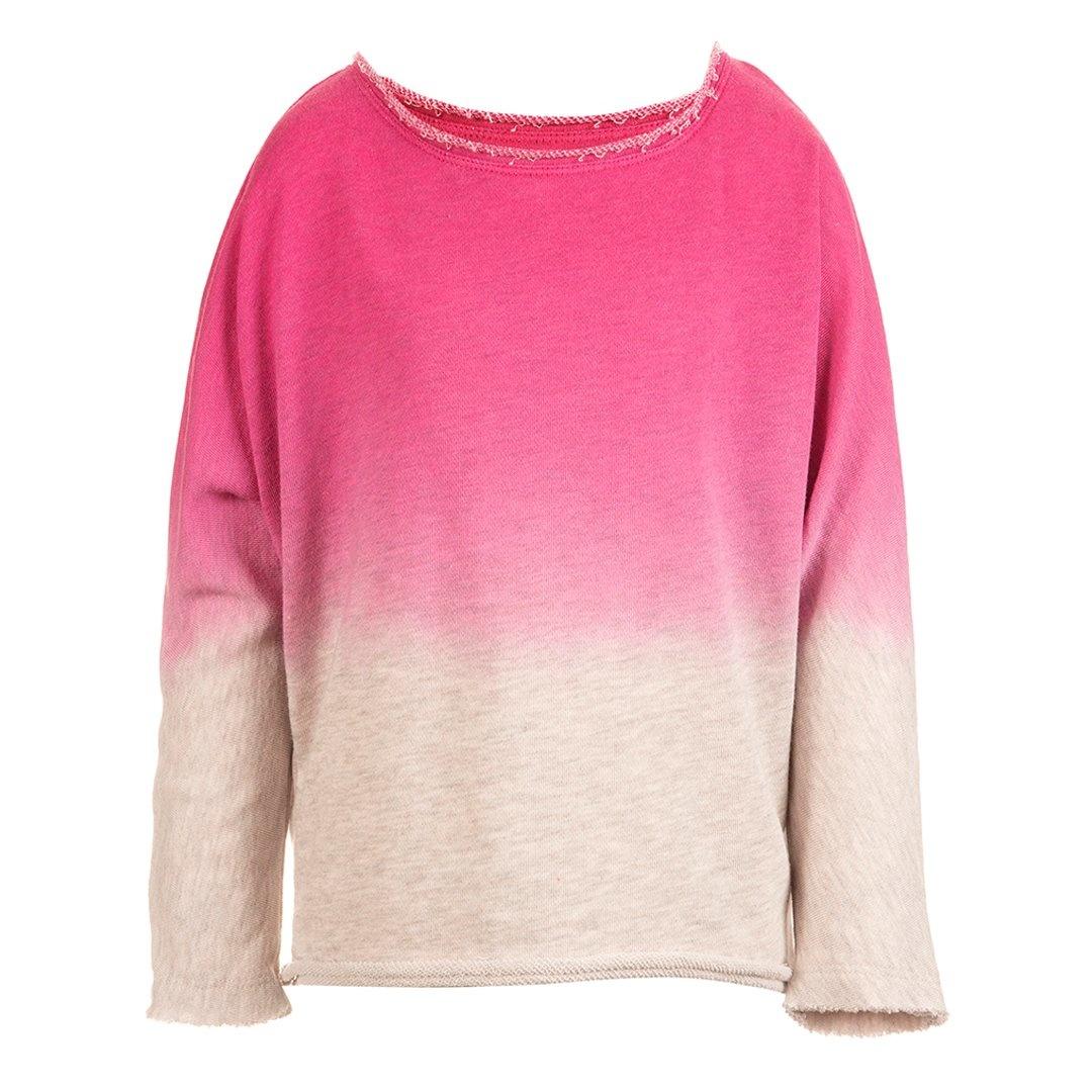 appaman Ombre Slouchy Sweatshirt