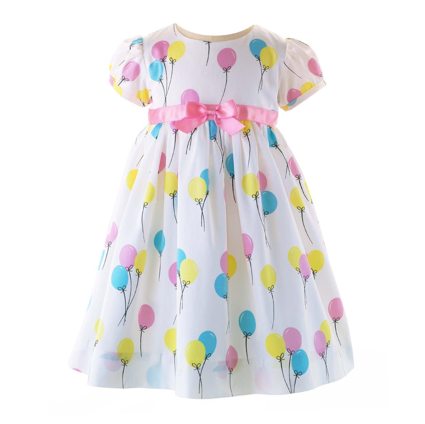 Rachel Riley Balloon Dress