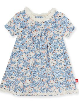 Magnificent Baby Somebunny Floral Dress
