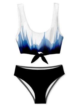 Stella Cove Dipped Teen Bikini