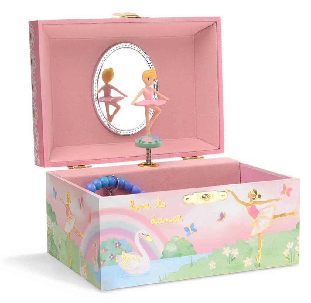 Jewelkeeper Ballerina Dream Jewelry Box