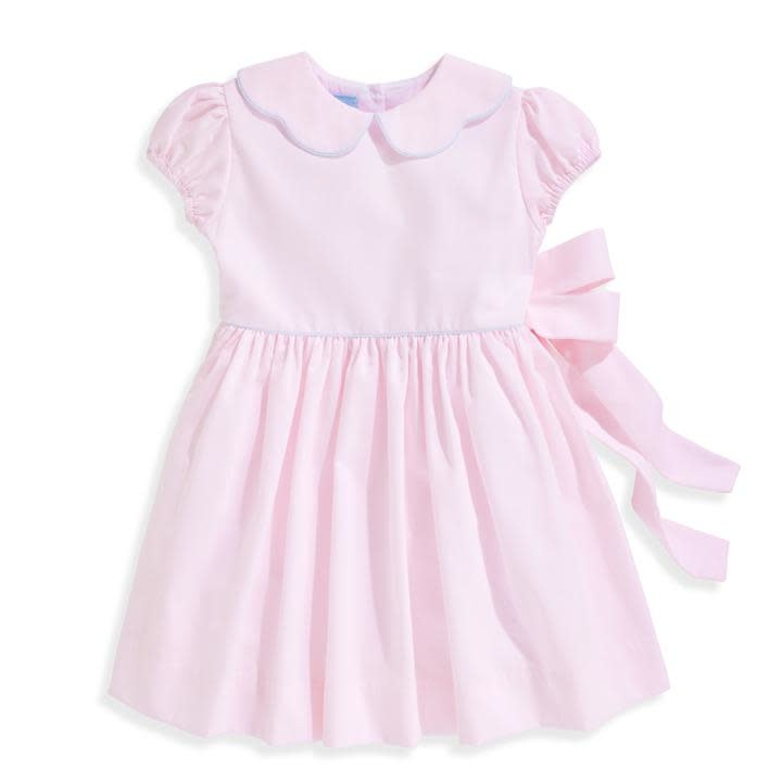bella bliss Pink Pique Grace Dress