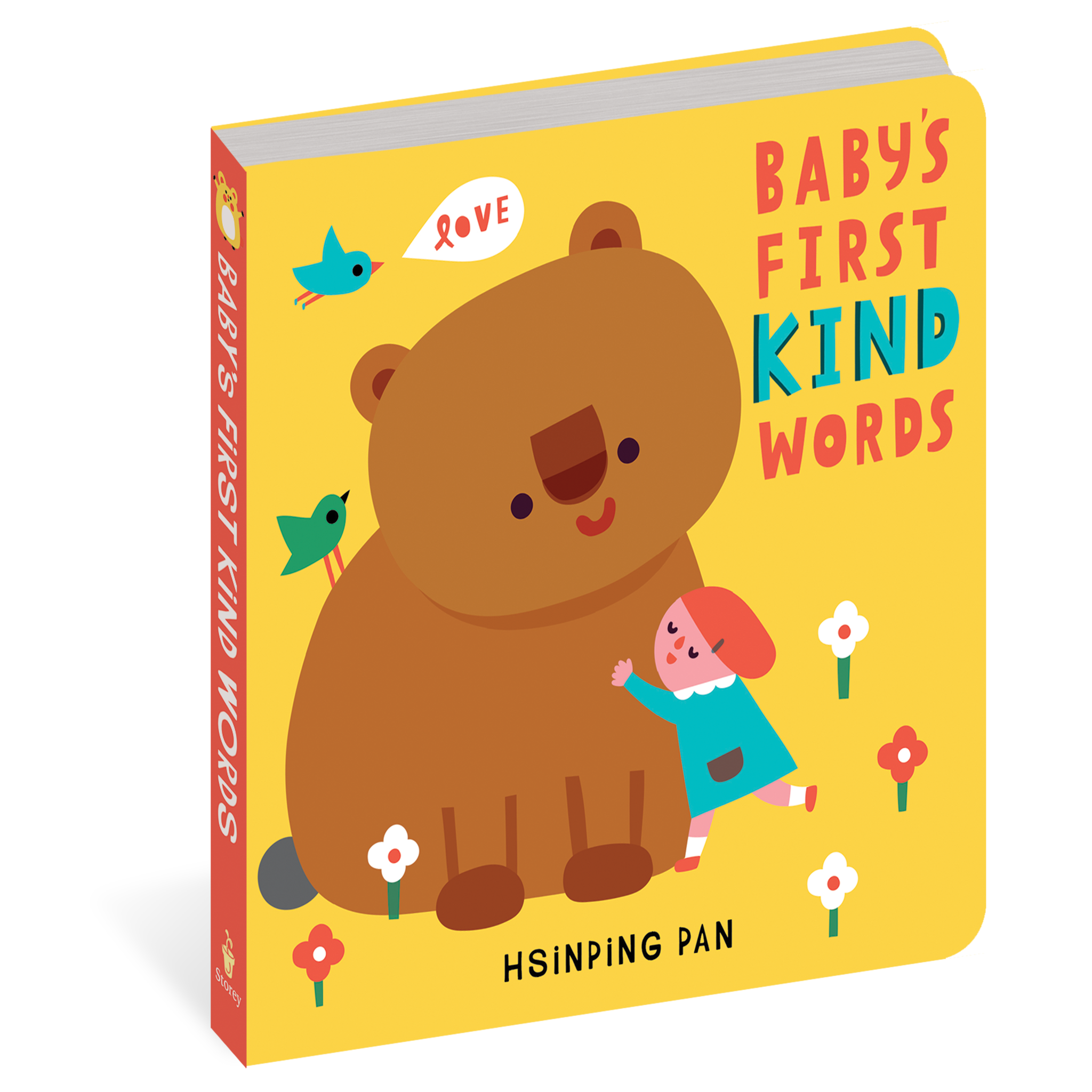workman publishing Baby's First Kind Words
