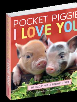 workman publishing Pocket Piggies: I Love You!